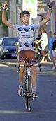 Der künftige Radrennprofi Nico Denz aus Remetschwiel nach der Straßen-DM