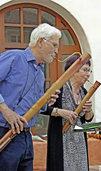 """Alte Instrumente f�r die """"Albergue"""""""
