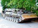 Panzerbergung aus Villa im Nobelviertel
