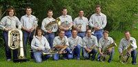 Die Klausbachmusikanten treten in Rötenbach auf