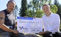 7000 Euro f�r die Waldbad-F�rderer