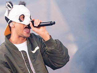 Rapper Cro schreibt Tagebuch: Liedtexte seien leichter zu merken als Erlebnisse