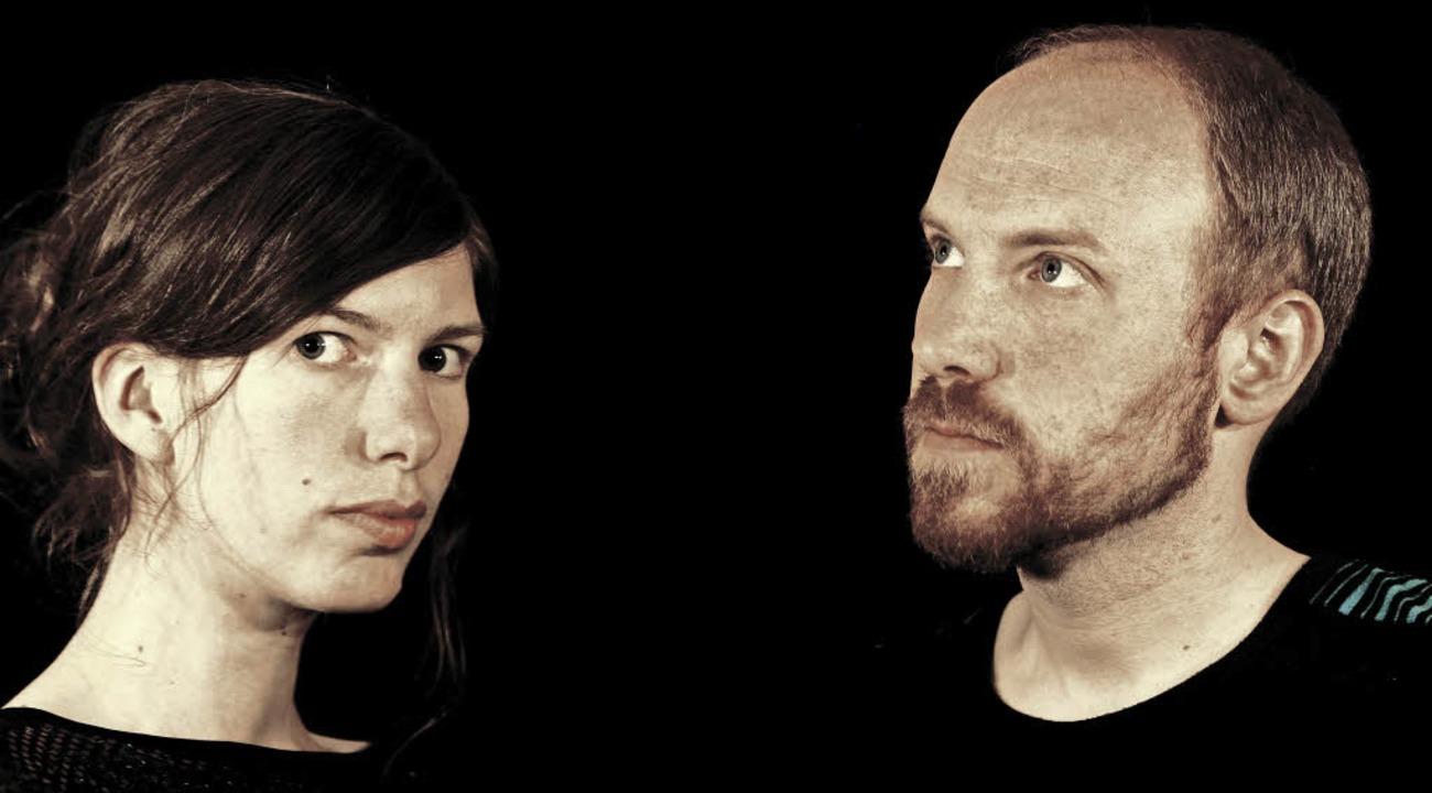 Nadja Rüdebusch und Daniel Gädicke sind die Binoculers.   | Foto: Promo
