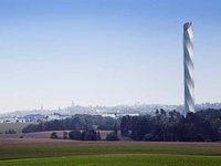Fotos: Der neue Aufzugtestturm bei Rottweil wächst jeden Tag 3,6 Meter
