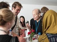 Lindau: Wenn Nobelpreistr�ger auf Nachwuchsforscher treffen