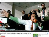 Claudio Rodrigo Palma: Die Stimme des Tores