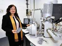 Margit Zacharias: Nanostrukturen f�r die Technik der Zukunft