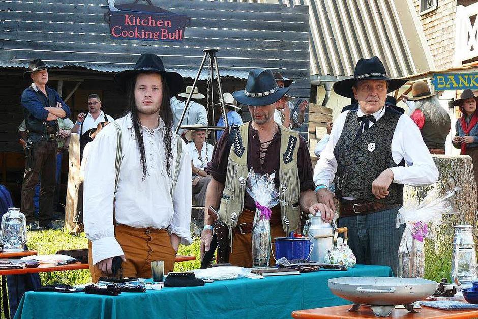 Howdy, Schluchsee. Die Westerntage am Faulenfürster Eck. (Foto: Ute Aschendorf)