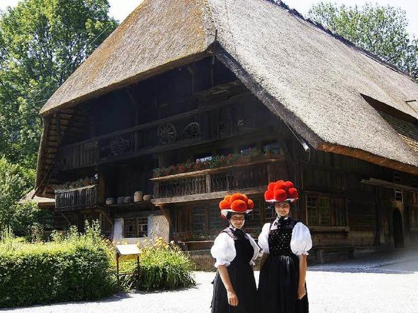 BZ-Familientag beim Schwarzwälder Freilichtmuseum Vogtsbauernhof in Gutach (Kinzigtal)