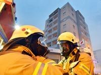 Hochhaus-Brand: Bewohner stehen vor dem Nichts