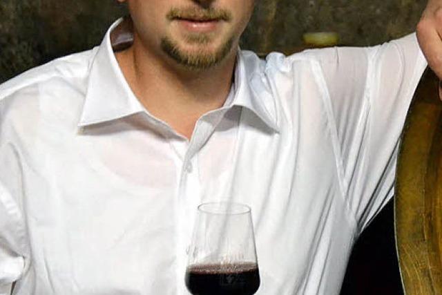 Sebastian Kublin (Weingut Kublin in Königschaffhausen)