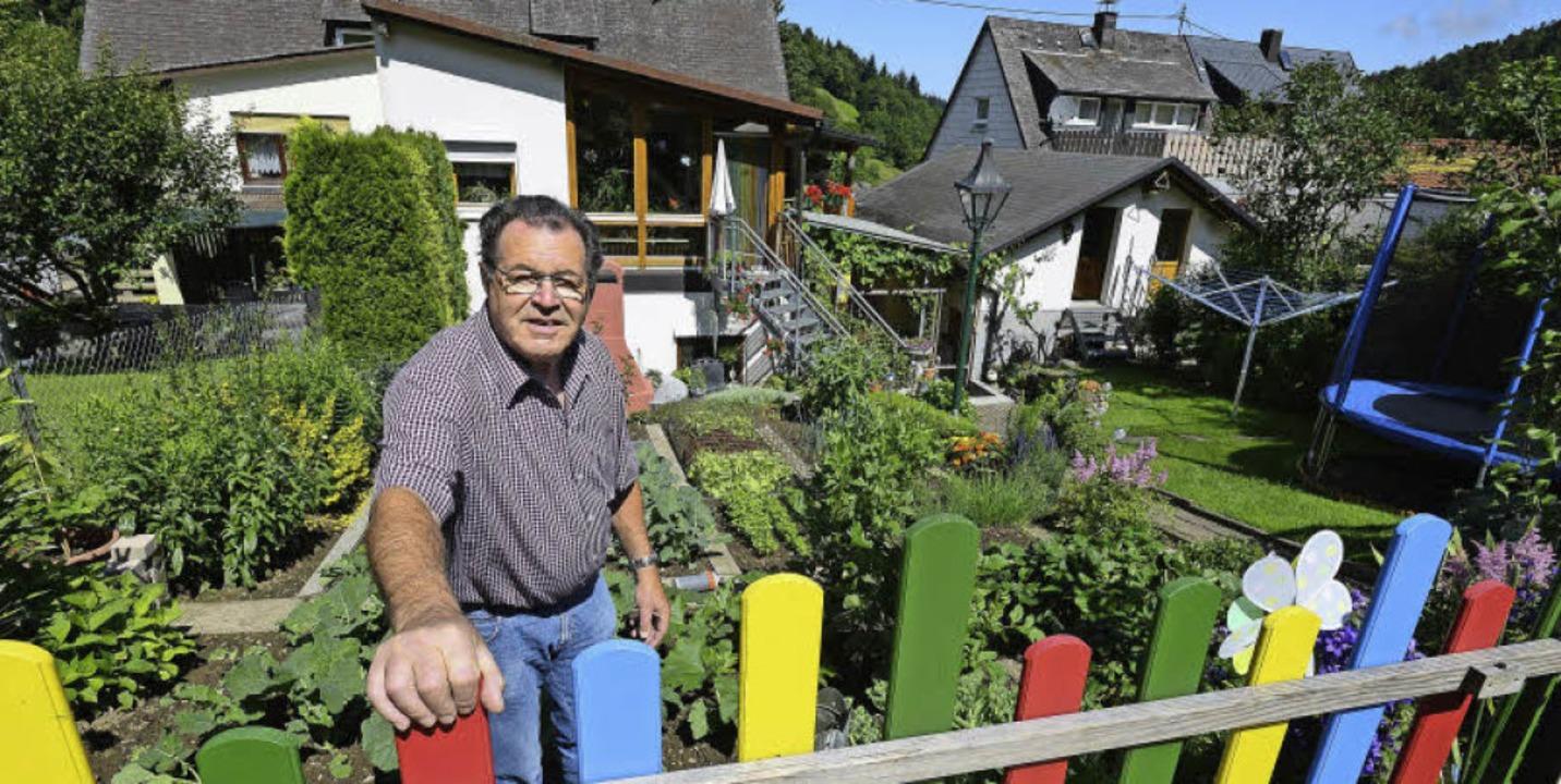 Leben in der molzhofsiedlung wo sich fuchs und hase gute nacht sagen freiburg badische zeitung - Garten und leben ladbergen ...