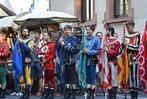 Fotos: Er�ffnung des 8. Historischen Marktplatzfestes in Waldkirch