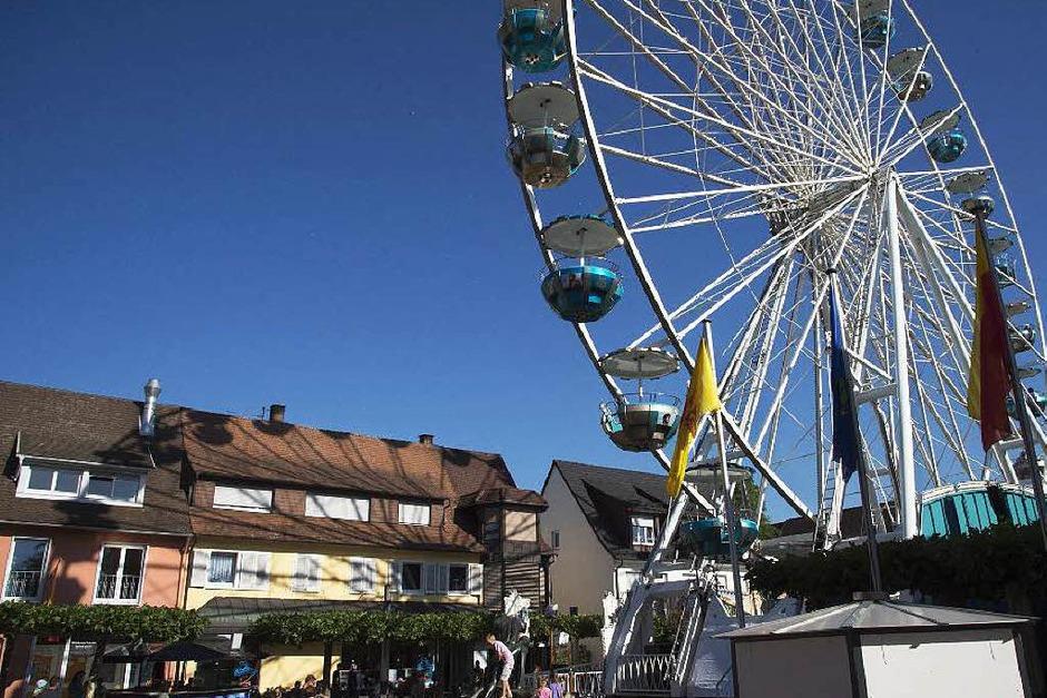 47. Nepomukfest: Neuenburg ist in Feierlaune. (Foto: Volker Münch)