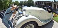 Rolls-Royce feiert in Baden-Baden