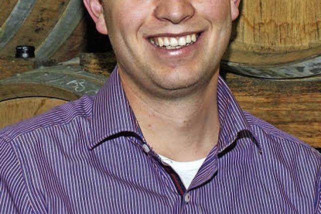 Simon Kreutner (Weingut Salwey in Oberrotweil)