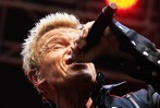 Fotos: Billy Idol in Emmendingen