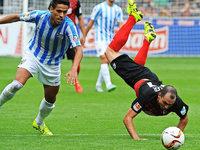Der SC Freiburg verliert gegen den FC Malaga mit 0:1