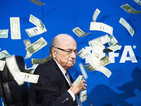 Blatter mit Punktsieg: Nachfolger erst Februar