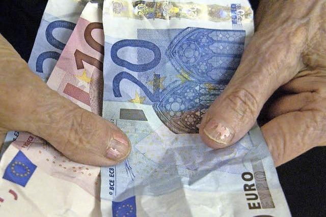 Bankmitarbeiter verhindern größeren finanziellen Schaden