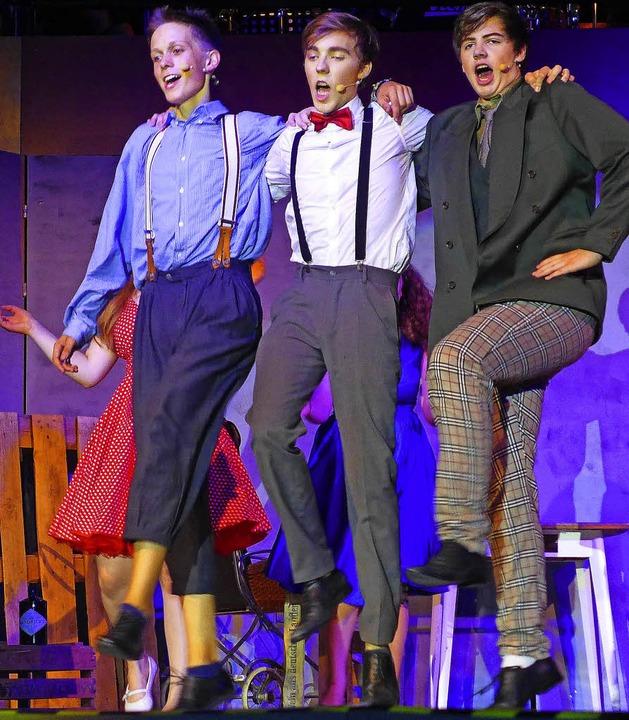 Die Musical-Company würde sich freuen,...ublikum die Swing-Ära sichtbar würde.     Foto: zvg