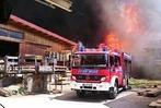 Fotos: Brand im S�gewerk Ketterer in Titisee-Neustadt