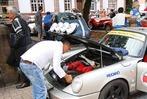 """Zweit�gige Rallye """"Schwarzwald-Historic"""" endet in Schopfheim"""