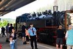 Fotos: Mit der Dampflok durch den Hochschwarzwald