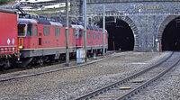 Ab Juli 2016 geht der Gotthardbasistunnel in Betrieb
