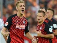 Der SC Freiburg steht erst am Anfang einer Entwicklung