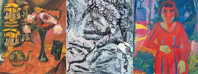 Millionenschwere Kunst im Wohnzimmer - �ltere Dame meldet sich an Museumskasse