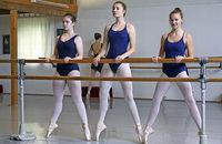 Gro�artiges Ballett fasziniert Besucher