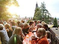 In Freiburg steigt das Schlossbergfest