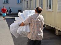 Landkreis bietet Asylbewerbern Geld f�r Ausreise an