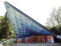 Freiburgs Musikpavillon im Stadtgarten ab sofort gesperrt