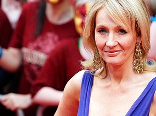 Harry Potter hat ihr Leben ver�ndert: Bestseller-Autorin J.K. Rowling wird 50