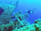 Altes Schiffswrack lockt Taucher nach Zypern