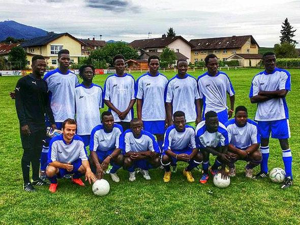 Ende August geht's los: Dann tritt Team Afrika in der Kreisliga an. Foto: Privat