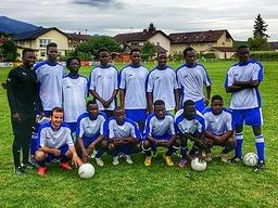 Fußball als Integrationshilfe