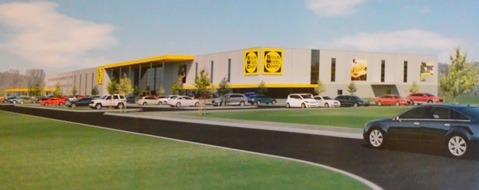 M�bel-Braun schafft 250 Arbeitspl�tze in Offenburg