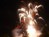 Fotos: Lichterfest in Lenzkirch 2015