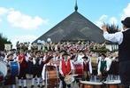 Fotos: Bezirksmusikfest in H�usern – 135 Jahre Musikverein