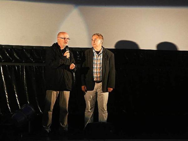 Das Kieswerk-Open-Air verbindet Konzerte und Kinofilme.