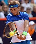 Nadal sammelt Spielpraxis und siegt