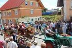Fotos: Geranienfest in Unadingen