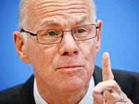 Lammert will Wahlperiode des Bundestags verl�ngern