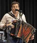 Marc Pircher begeistert sein Publikum im B�rgerhaus