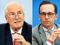 Justizminister Maas entl�sst Generalbundesanwalt Range