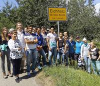 Wandertag f�r Fl�chtlinge