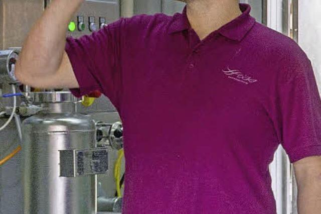 Manuel Mößner (Weingut Hiss in Eichstetten)